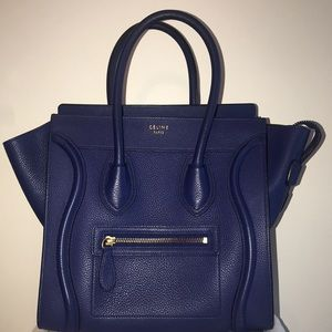 Céline Micro Luggage Handbag